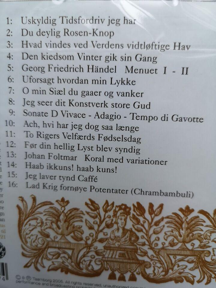 Ingolf Olsen: Uskyldig Tidsfordriv/Ambrosius Stub,