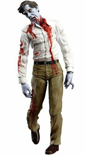NEW figma 224 Dawn Of The Dead Flyboy Zombie Figure Max Factory  w Tracking