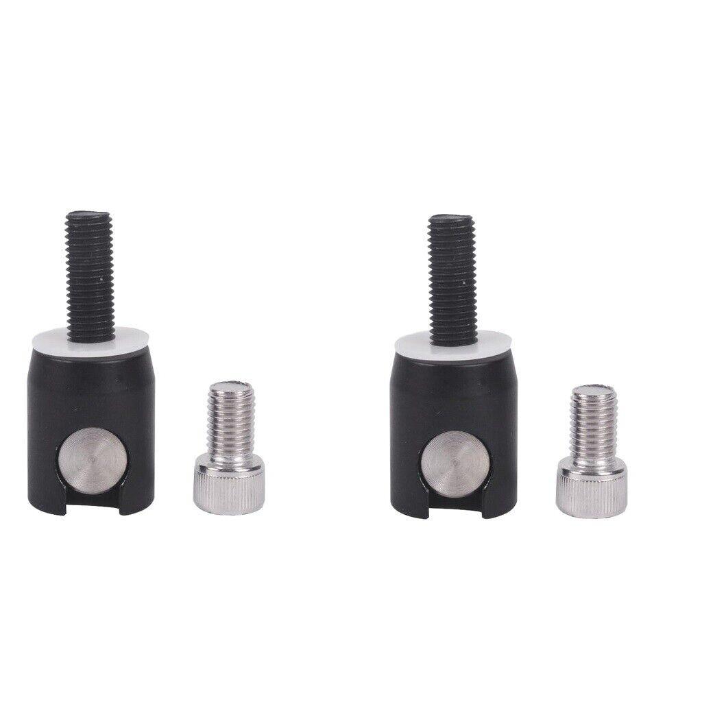 Archer Adapter für Bogen-Stoßdämpfer-Adapter Zubehör für Pfeilschießausrüstung