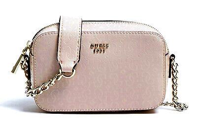 Guess Tabbi Mini Crossbody Camera Pink, Women's Bag Shoulder Bag Crossover | eBay