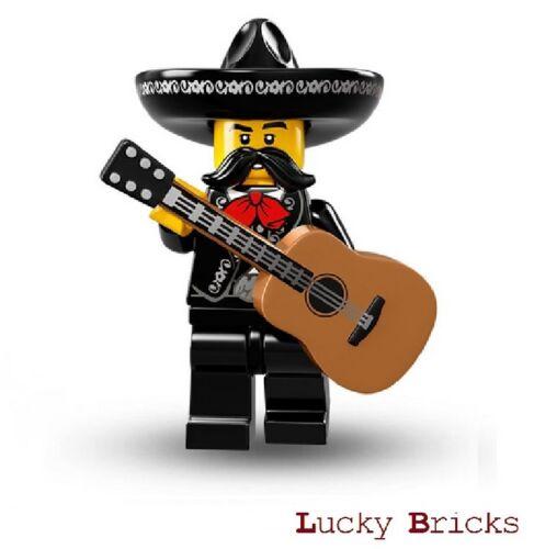 LEGO Minifiguren 71013 Serenader Mariachi M16 F13 + Serie 16 Figur 13