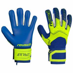 Reusch Attrakt Freegel S1 Goalkeeper Gloves Size