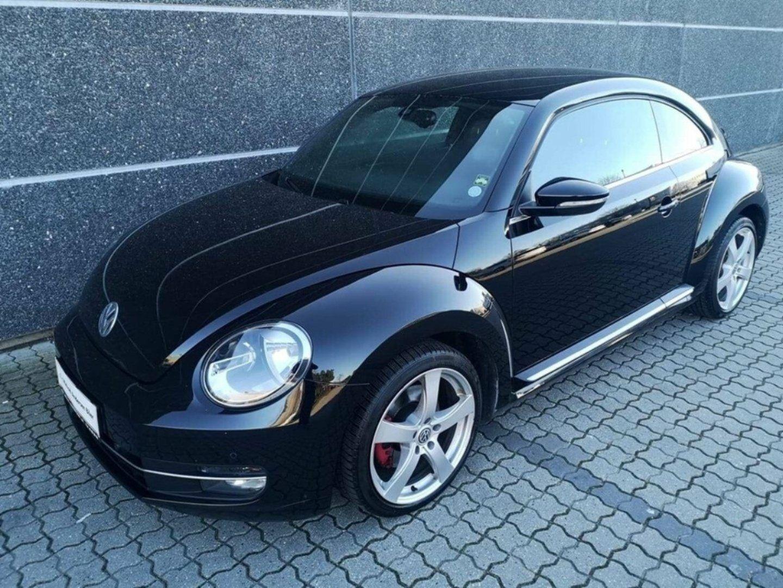 VW The Beetle 2,0 TSi 200 Sport DSG 2d