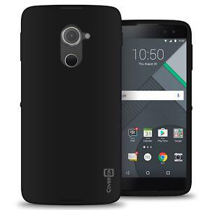 Black-Case-for-ALCATEL-Idol-4S-Flexible-Shockproof-Slim-Rubber-TPU-Phone-Cover
