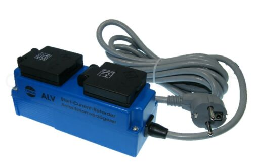 Anlaufautomatik 230V ALV2 mit Netzkabel Einschaltautomatik Absaugung