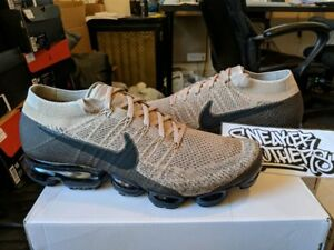 f939f7f2fbe6 Nike Air Vapormax Flyknit Pudding Khaki Tan Beige Anthracite Black ...