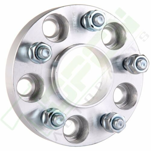"""4X 1/"""" 25mm Thick 5x4.5 5x114.3 Hub Wheel Spacers For 1980-1995 For Toyota Pickup"""