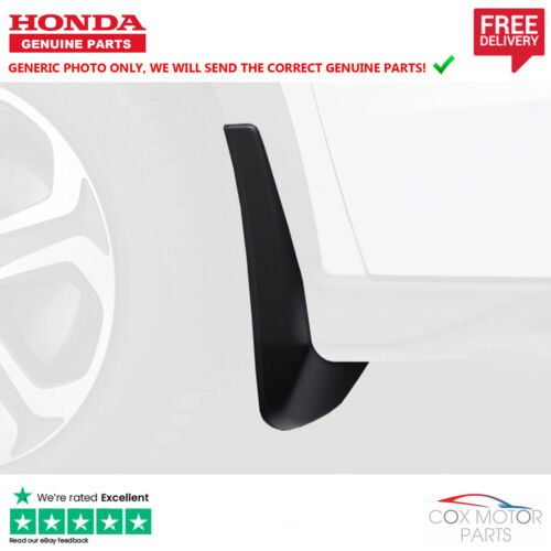 Genuine Honda Civic 5 portes avant et arrière BAVETTE//Garde-boue 2006-2011