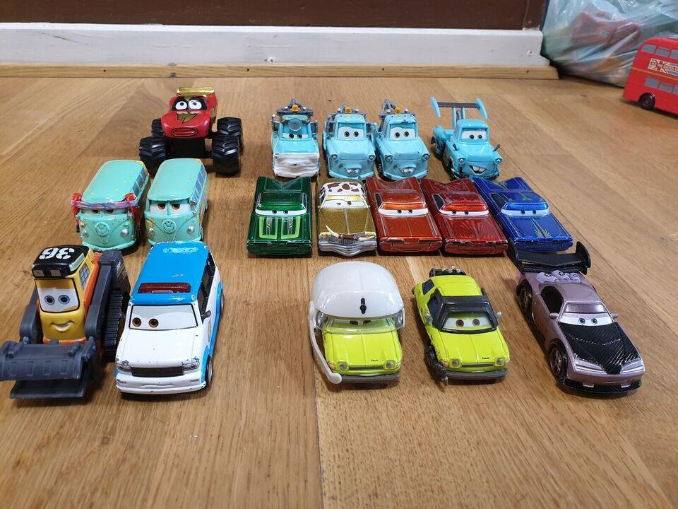 Disney, Metal, Cars