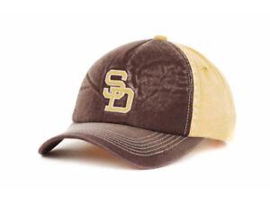 2fe3284821f Image is loading San-Diego-Padres-American-Needle-Mackenzie-Snapback- Baseball-