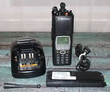 MOTOROLA Astro XTS5000 Radio, P25 Trunking, 7/800MHz, Model III, H18UCH9PW7AN