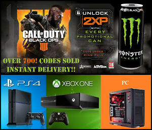 Call-Of-Duty-Black-Ops-4-Double-XP-Codes-30-Mins-INSTANT-DELIVERY-ALL-DAY