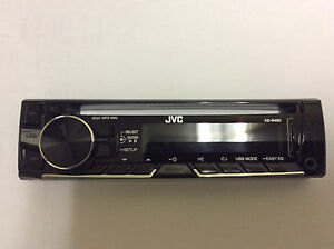 New Genuine Kenwood KDC-358U replacement faceplate ships out in one business day
