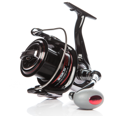 Sonik-SKS-Black-8000-Surf-Reel-NEW-Sea-Fishing-Fixed-Spool-Reel