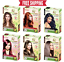 thumbnail 1 - Henna Hair Color Instant Henna Hair Dye with Applicator Brush and Gloves