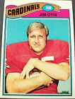 1977 Topps Jim Otis #62 Football Card