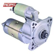New Starter replaces Mitsubishi for Caterpillar 304CR 305 39 42 44HP S4L2 K4N 18