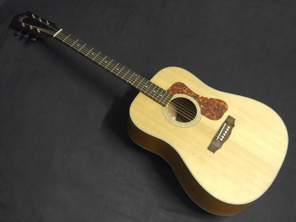 Guild D-240E NAT beutiful JAPAN rare useful EMS F/S