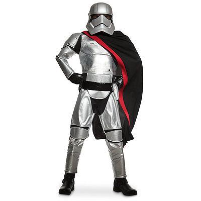 Attento Bnwt Ufficiale Disney Dress Up Star Wars Bambini Costume Da Storm Trooper 4yrs-mostra Il Titolo Originale