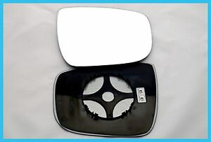 FITS-NISSAN-JUKE-2014-18-WING-MIRROR-GLASS-CONVEX-HEATED-RIGHT-SIDE-CLIP-ON