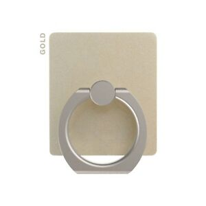iRing-GOLD-Rotating-Phone-Finger-Grip-Stand-Mount-Holder-iPhone-UK-STOCK