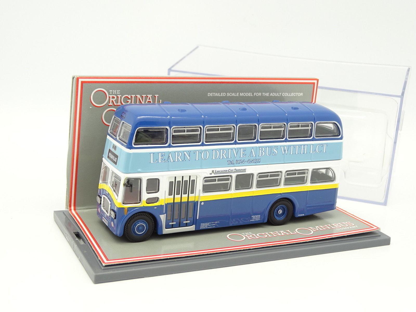 Corgi 1 76 76 76 - Bus Bus Leyland PD3 Queen Mary 'Lancaster City Transport' 152f1d