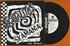 "THE SKATALITES - SKAMANIA - 7"" SINGLE - (DOS 7011)"