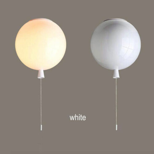 Fashion Balloon Ceiling Light PVC  Kid Bedroom Lights Colorful Pendant Lamp HC