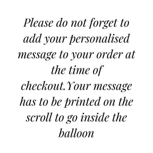 Personnalisé allez-vous être mon parrain Page Boy surprise Ballon Boîte Cadeau Kit