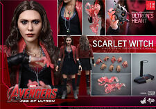 Hot Toys 16 Marvels The Avenger Scarlet Witch Age of Ultron