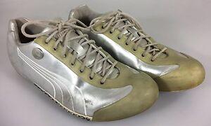 Puma Mihara Yasuhiro Sneakers Silver   Green Mens 7 US 6UK 39EU 25CM ... 2ef022c0d