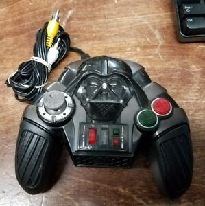 STAR WARS Darth Vader Video Game Controller Jakks Pacific 2005 Plug and Play