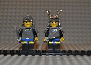 Lego-Figuren-Konvolut-cas056-Ninja-Shogun-inkl-30173-a-Sets-4805-6013-6089
