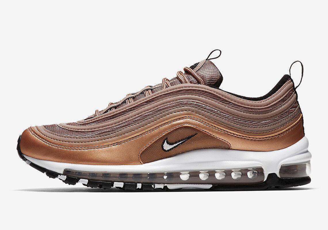 Nike air max 97 kupfer, größe bronze - wüste staub größe kupfer, 11.921826-200 1 95 98 05742a