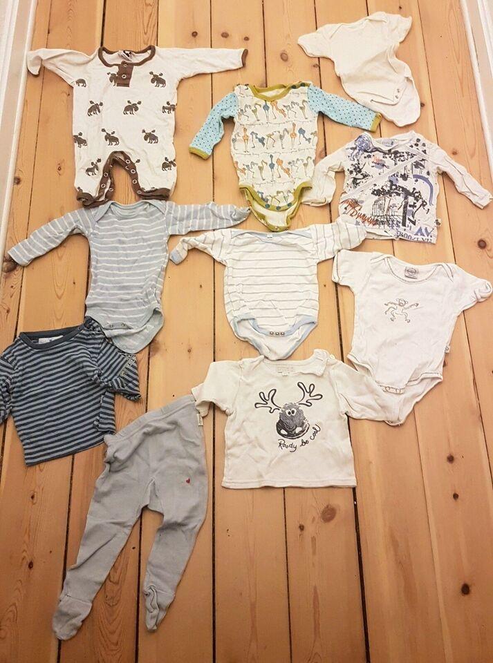 Blandet tøj, Babytøj, Diverse