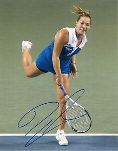 Daniela Hantuchova trading card (Tennis Player WTA