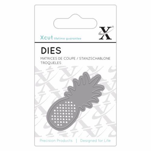 XCU 503337 Stanzschablone von XCUT Dinky Die Ananas // Pineapple