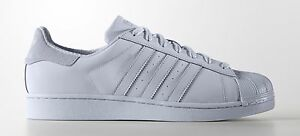 Adidas Men's SUPERSTAR ADICOLOR Shoes Halo Blue S80329 a