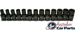 1-2-034-Drive-Metric-Universal-Impact-Socket-13Pc-Set-T-amp-E-Tools-97490-Reduced-Price