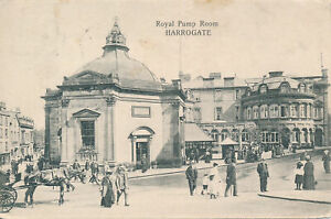 PC64240 Royal Pump Room. Harrogate. 1906