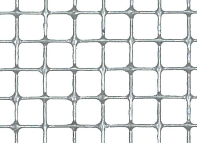 wire mesh 4 0x0 5mm 1000x600mm grid fence galvanised fencing garden