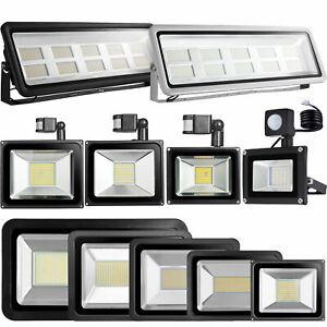 10W-1000W-Projecteur-LED-Spot-Light-PIR-Lampe-Jardin-Exterieur-Etanche-lumiere