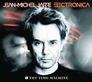 Electronica-1-The-Time-Machine-Jarre-Jean-Michel-CD-Sealed-New