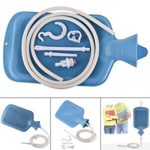 Details About 2l Medical Kit Colonic Irrigation Personal Health Cleanse Water Bottle Bag