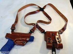 Galco-Miami-Classic-Shoulder-Holster-RH-Tan-S-amp-W-M-amp-P-9-40-MC472