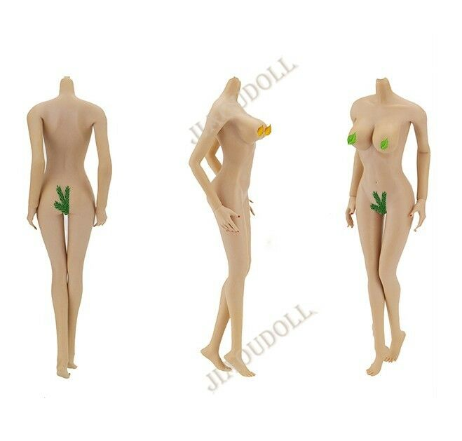 Wheat Skin Big Bust Female Female Female Body Model 1 6 JIAOU DOLL JOQ-09F-BS European Figure be7fc4