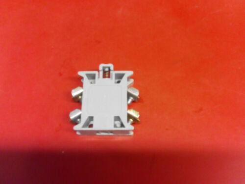 Taster Schalter  DDR VEB Hebebühne Steuerung Schaltschrank Kasten B 31 6A 380V