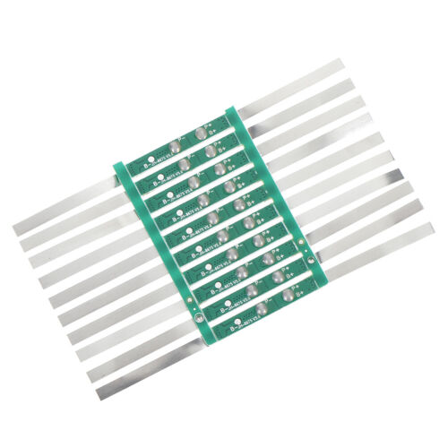 10pcs 3A BMS protection board for 1S 3.7V 18650 Li-ion lithium battery cell JKH