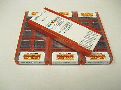 10pcs 490R-140408M-PM1130 Carbide Insert