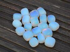 10 Medium Opalite Tumblestones -- 20mm - 40mm -- Wholesale Bulk Job Lot